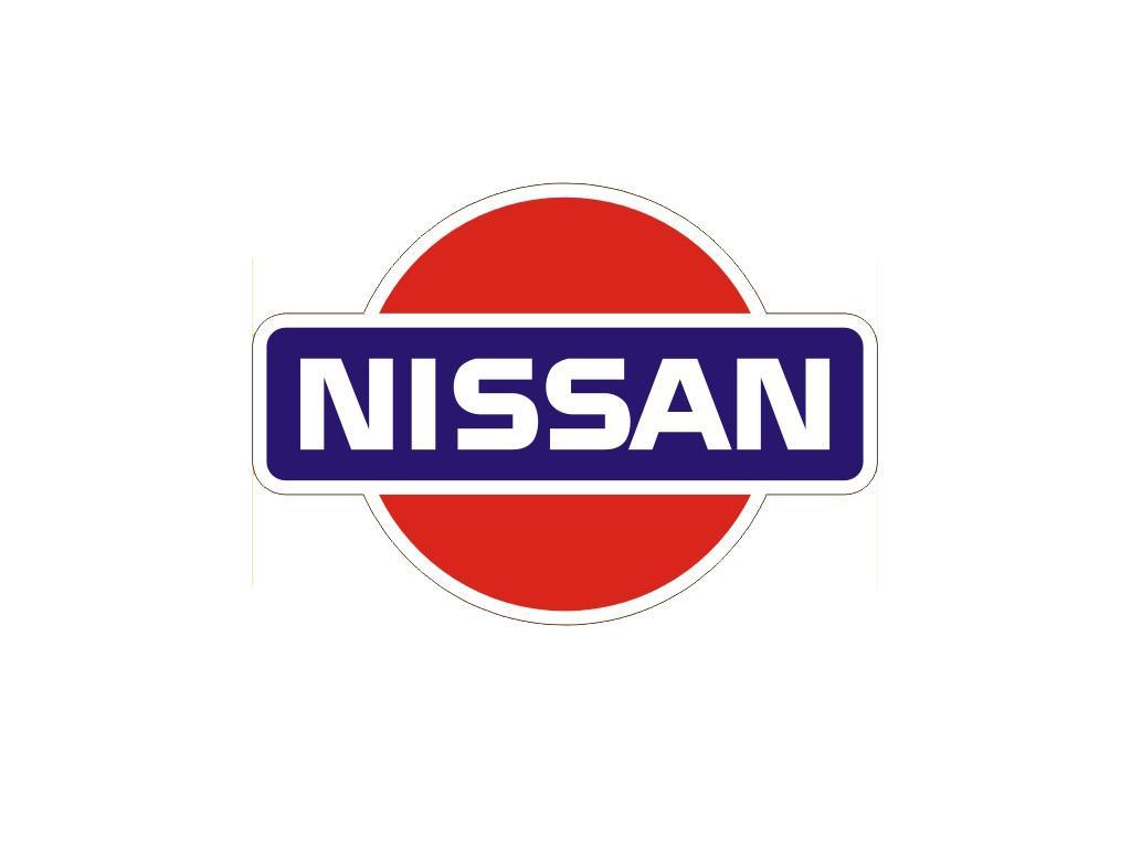 nissan logo wallpaper